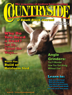 Click Here to visit Countryside Magazine