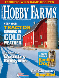 Click Here to visit Hobby Farms Magazine